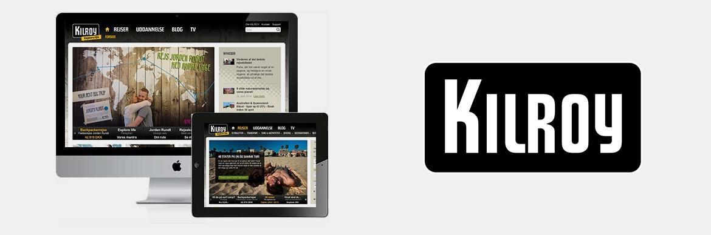 BIWise, Kundehistorie, Data Warehouse - Kilroy